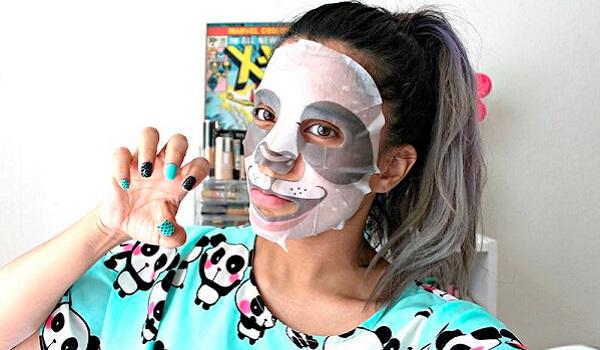 тканевые увлажняющие маски