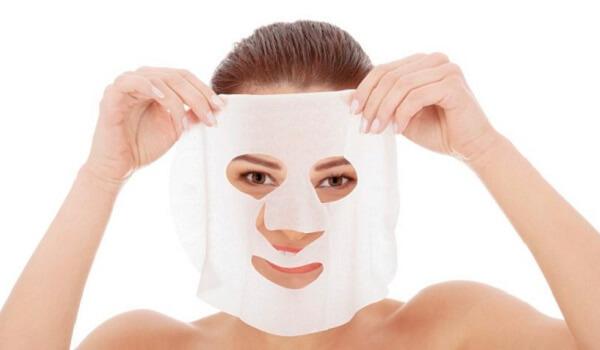 гиалуроновая тканевая маска