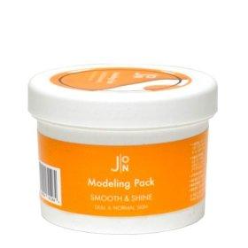 Альгинатная маска J:ON Smooth & Shine Modeling Pack