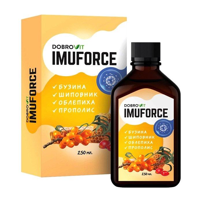 Бальзам для иммунитета DobroVit ImuForce