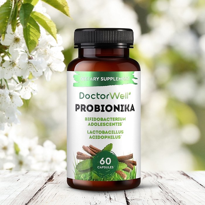 Комплекс для ЖКТ DoctorWell Probionika