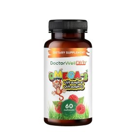 Комплекс для детей DoctorWell Kids Omega-3