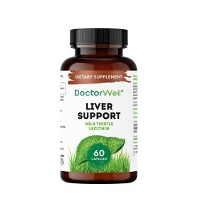 Комплекс для печени DoctorWell Liver Support
