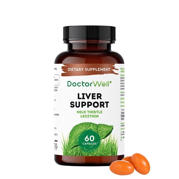Комплекс для печени DoctorWell Liver Support