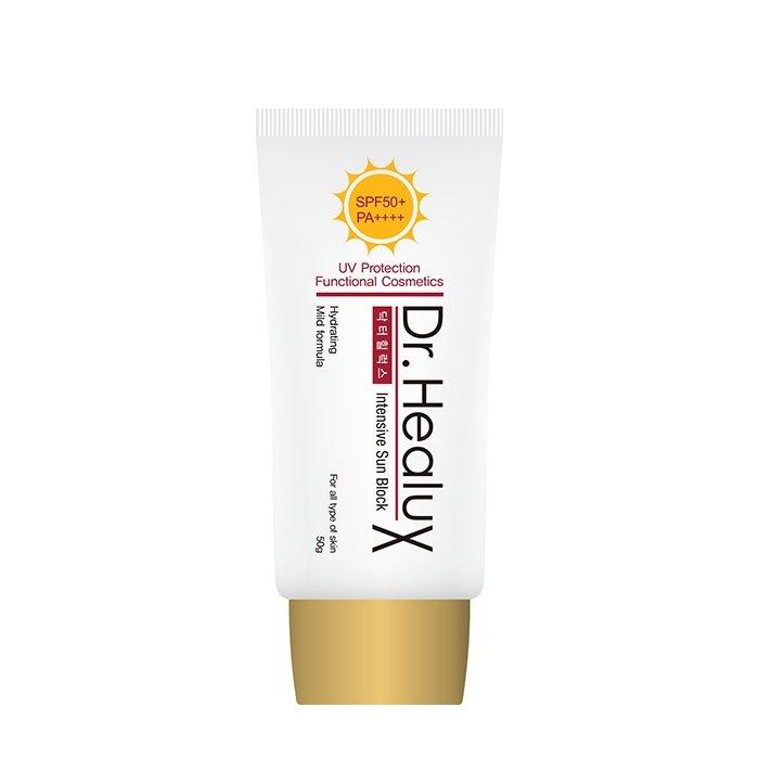 Солнцезащитный крем для лица Dr. Healux Intensive Sun Block