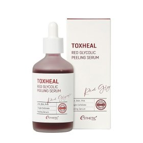 Пилинг-сыворотка для лица Esthetic House Toxheal Red Glycolic Peeling Serum