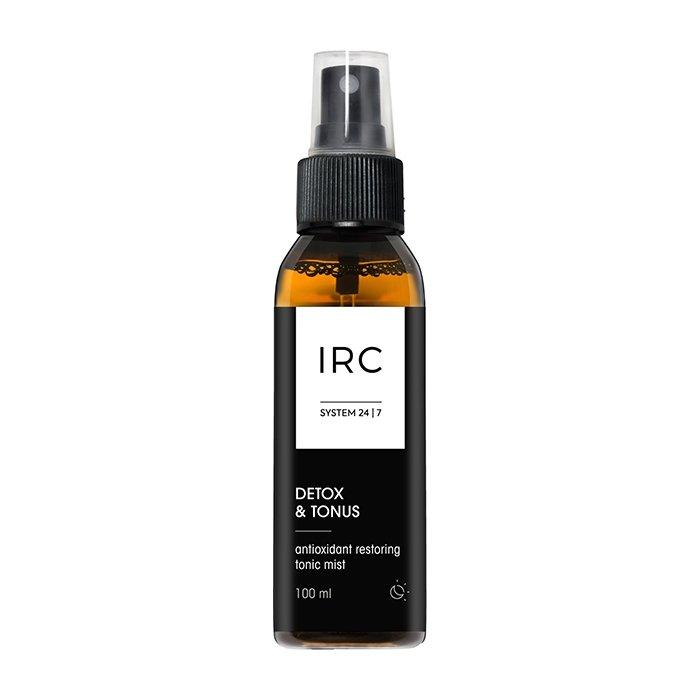 Тоник-мист для лица IRC Detox & Tonus Antioxidant Restoring Tonic Mist (100 мл)