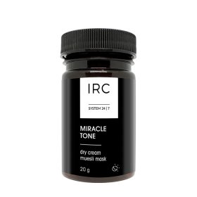 Маска для лица IRC Miracle Tone Dry Cream Muesli Mask