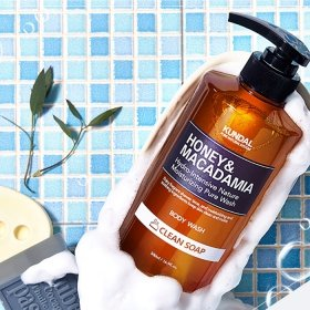 Гель для душа Kundal Honey & Macadamia Body Wash Pink Grapefruit