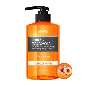 Гель для душа Kundal Honey & Macadamia Body Wash Fuzzy Navel