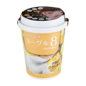 Альгинатная маска Kyo Tomo Yogurt Yuzu Mask Pack