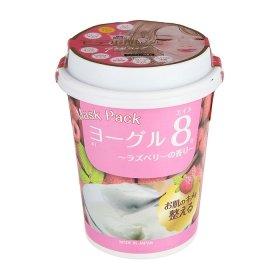 Альгинатная маска Kyo Tomo Yogurt Raspberry Mask Pack