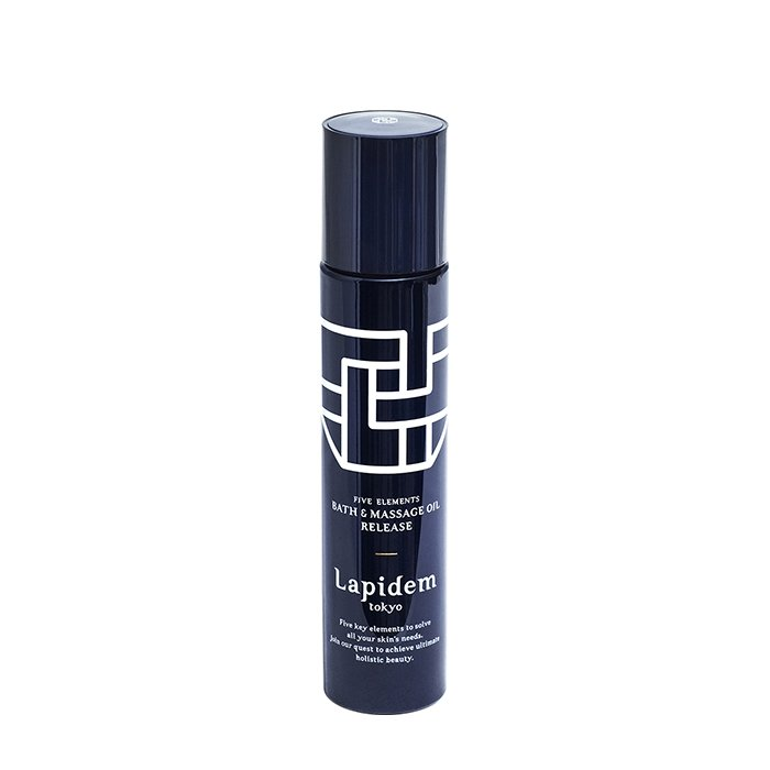 Масло для массажа и ванны Lapidem Bath & Massage Oil - Release