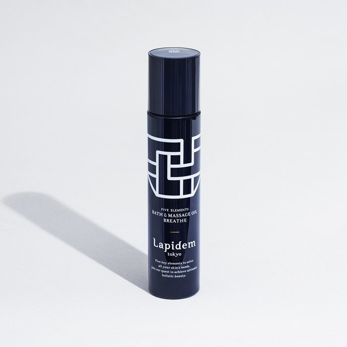 Масло для массажа и ванны Lapidem Bath & Massage Oil - Breathe