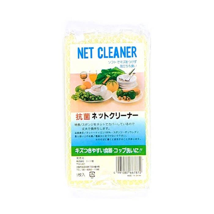Губка для мытья посуды Life-Do Net Cleaner