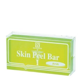 Пилинг-мыло для лица Sunsorit Skin Peel Bar AHA (Green)