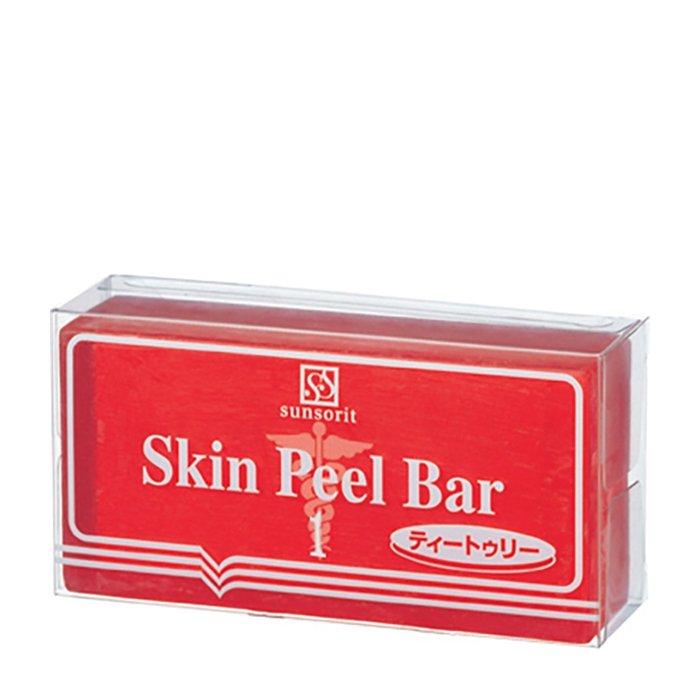 Пилинг-мыло для лица Sunsorit Skin Peel Bar AHA (Red)