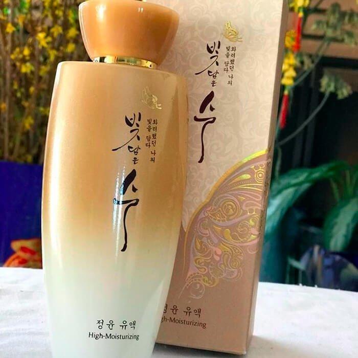 Эмульсия для лица 3W Clinic Bit Dam Eun Soo High-Moisturizing Jeong Yoon Emulsion