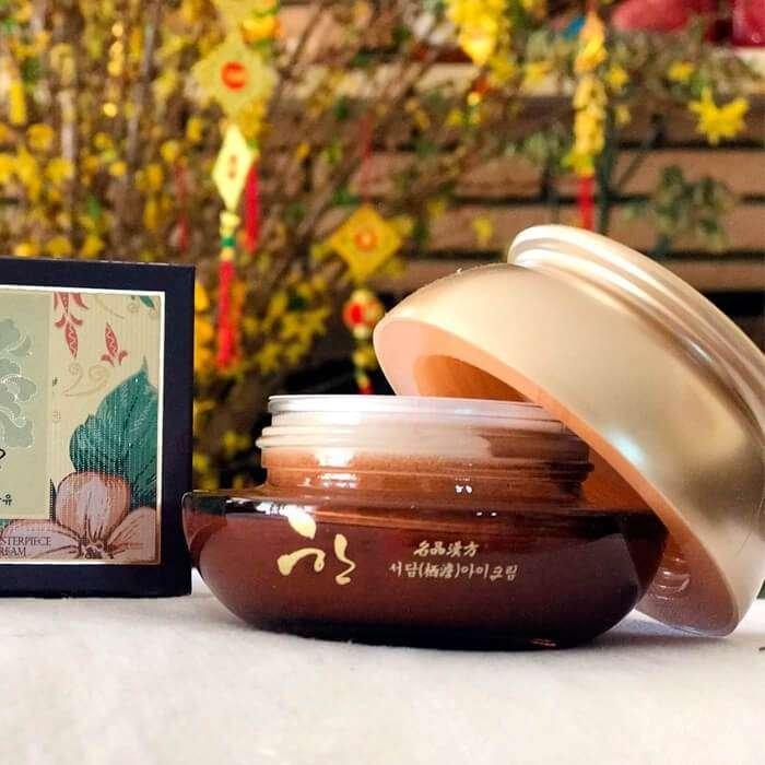 Крем для глаз 3W Clinic Oriental Medicine Masterpiece Han Seodam Eye Cream