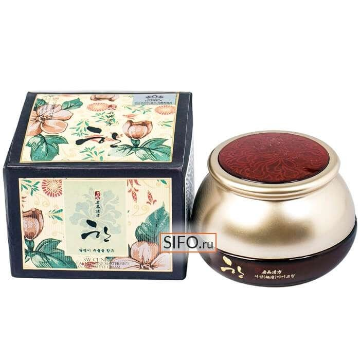 Крем для глаз 3W Clinic Oriental Medicine Masterpiece Han Seodam Eye Cream