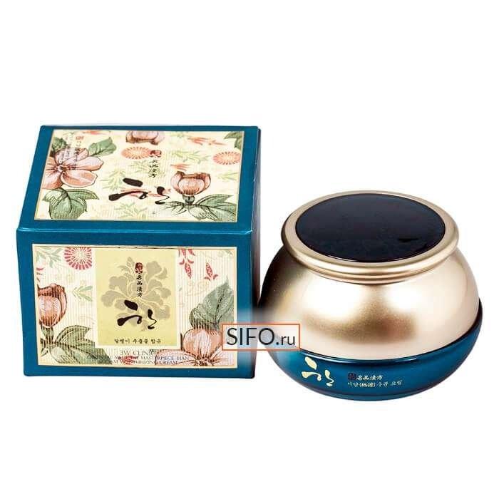 Крем для лица 3W Clinic Oriental Medicine Masterpiece Han Seodam Moisturizing Cream