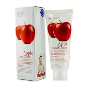 Крем для рук 3W Clinic Apple Hand Cream