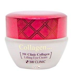 Крем для век 3W Clinic Collagen Lifting Eye Cream