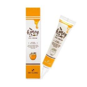 Крем для век 3W Clinic Honey Eye Cream