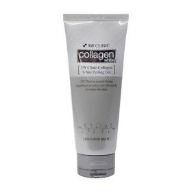 Пилинг для лица 3W Clinic Collagen Whitening Peeling Gel