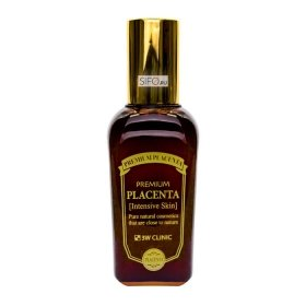 Скин для лица 3W Clinic Premium Placenta Intensive Skin