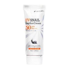 Солнцезащитный крем 3W Clinic UV Snail Day Sun Cream