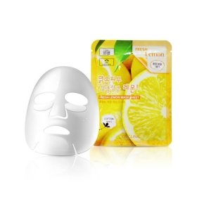 Тканевая маска 3W Clinic Fresh Lemon Mask Sheet