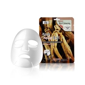 Тканевая маска 3W Clinic Fresh Red Ginseng Mask Sheet