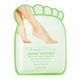 Пилинг носочки Angel Key Fruit & Vinegar Foot Peeling Mask