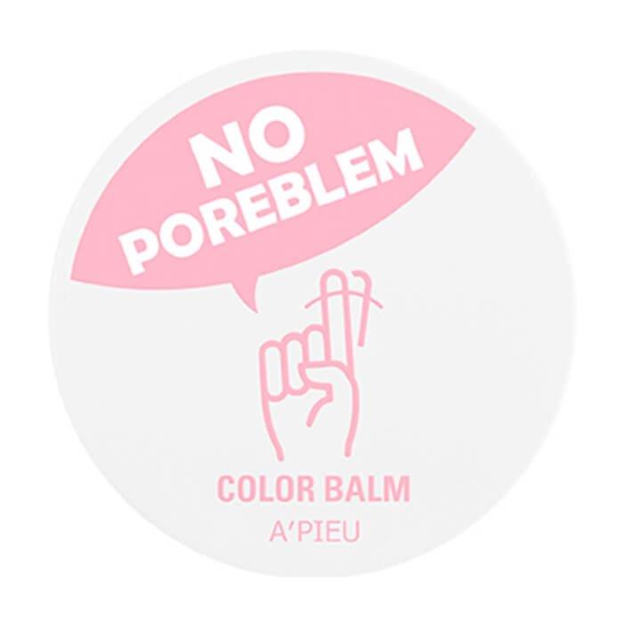 Бальзам-затирка для пор A'Pieu No Poreblem Color Balm