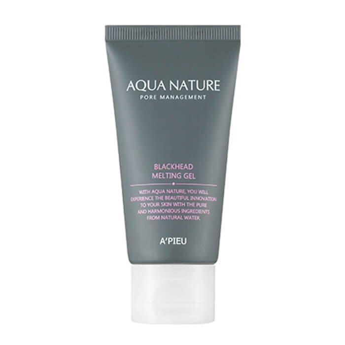 Гель от чёрных точек A'Pieu Aqua Nature Blackhead Melting Gel