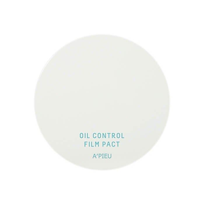 Компактная пудра A'Pieu Oil Control Film Pact