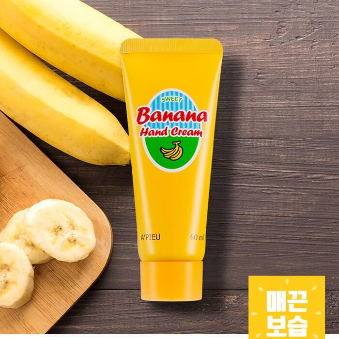 Крем для рук A'Pieu Banana Hand Cream