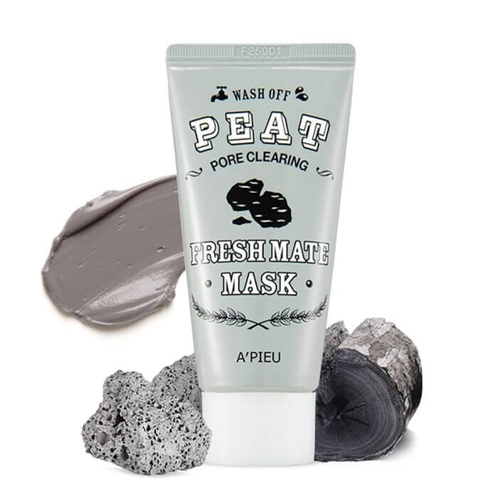 Маска для лица A'Pieu Fresh Mate Peat Mask