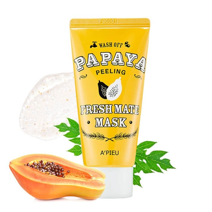 Маска-пилинг A'Pieu Fresh Mate Papaya Mask