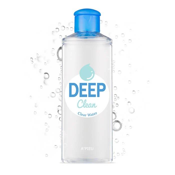 Очищающая вода A'Pieu Deep Clean Clear Water