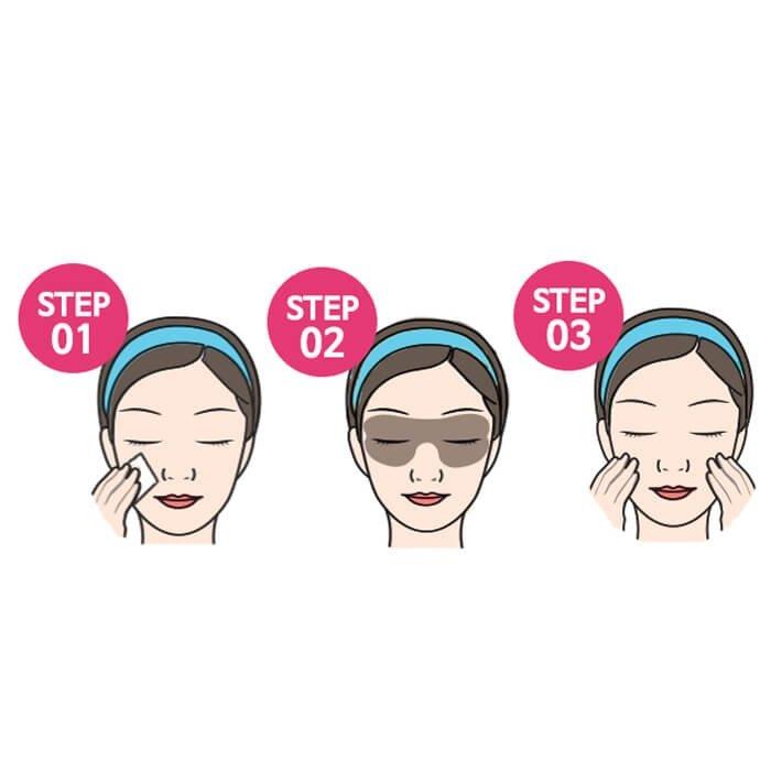 Патчи для глаз A'Pieu Hidden Solution Whitening Gel Eye Patch