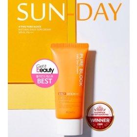Солнцезащитный крем для лица A'pieu Pure Block Daily Sun Cream
