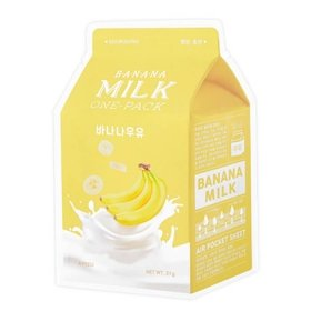 Тканевая маска A'Pieu Banana Milk One-Pack