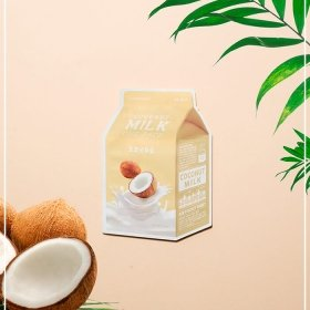 Тканевая маска A'Pieu Coconut Milk One-Pack