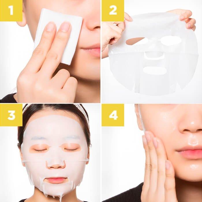Тканевая маска A'Pieu Coconut Milk One-Pack