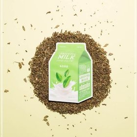 Тканевая маска A'Pieu Green Tea Milk One-Pack