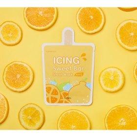 Тканевая маска A'pieu Icing Sweet Bar Sheet Mask Hanrabong