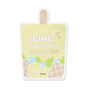 Тканевая маска A'pieu Icing Sweet Bar Sheet Mask Pineapple