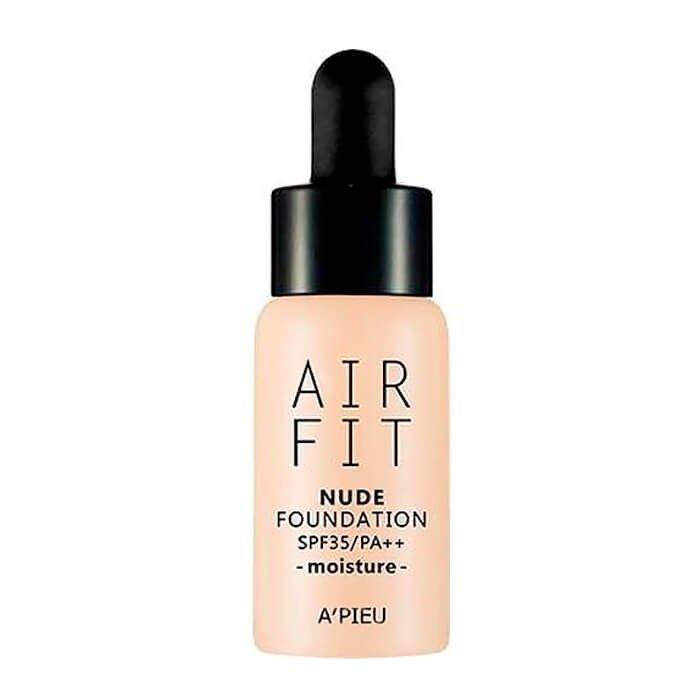 Тональная основа A'Pieu Air Fit Nude Foundation Moisture